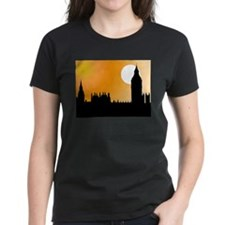 Houses of Parliament Silhouet Tee