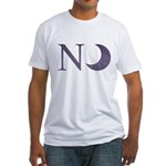 New Moon Fitted T-Shirt