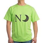 New Moon Green T-Shirt
