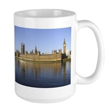 Houses of Parliament Across t Mug
