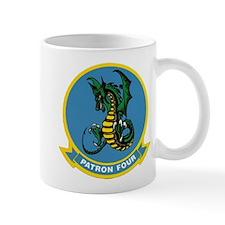 Patrol Squadron VP 4 US Navy Ships Mug