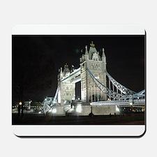Tower Bridge at Night Mousepad