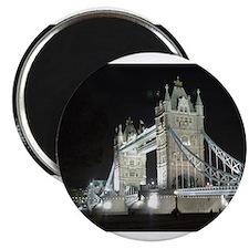 Tower Bridge at Night Magnet
