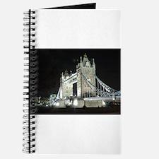 Tower Bridge at Night Journal