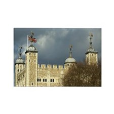 Tower of London Rectangle Magnet