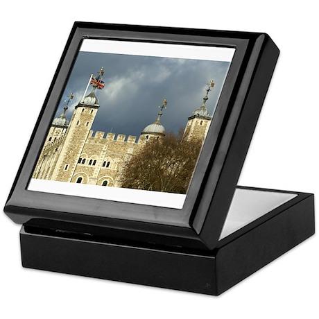Tower of London Keepsake Box