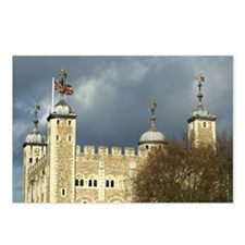 Tower of London Postcards (Package of 8)