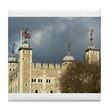 Tower of London Tile Coaster