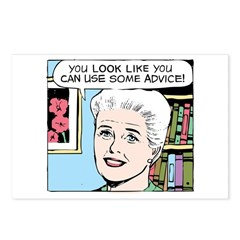 Advice Postcards (Package of 8)