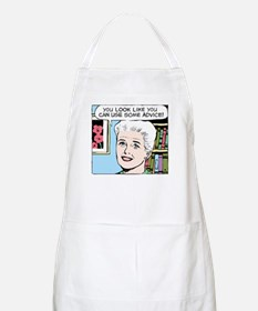 Advice BBQ Apron