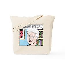 Advice Tote Bag