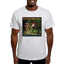 Anak Bathala Ash Grey T-Shirt