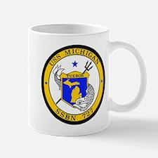 USS Michigan SSBN 727 USS Navy Ship Mug