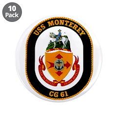USS Monterey CG 61 US Navy Ship 3.5