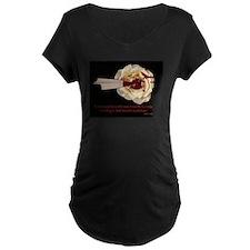Unique Blood drips T-Shirt