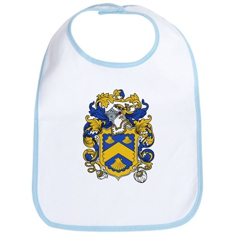 Colby Coat of Arms Bib