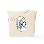 USS Pioneer MCM 9 US Navy Ship Tote Bag