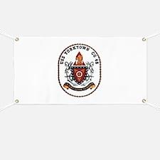 USS Yorktown CG 48 US Navy Ship Banner