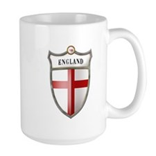 St George Cross Shield of Eng Mug