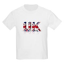 3D UK Union Flag T-Shirt