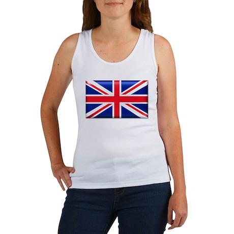 Union Jack (Union Flag) Women's Tank Top