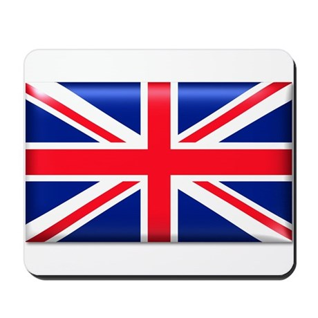 Union Jack (Union Flag) Mousepad