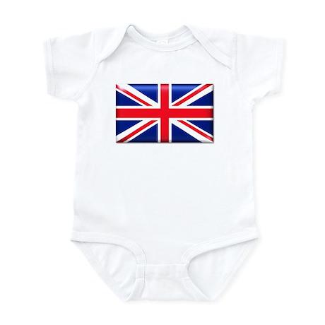 Union Jack (Union Flag) Infant Bodysuit