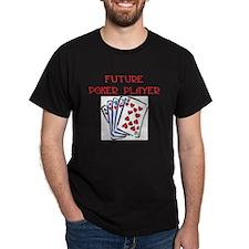 Future Poker Player T-Shirt