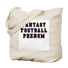 Fantasy Football Phenom Tote Bag