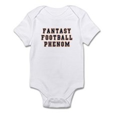 Fantasy Football Phenom Infant Bodysuit
