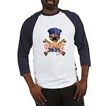 Pirate DoRag Shades Baseball Jersey
