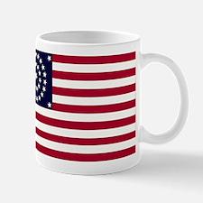 WagonWheelFlag Mugs