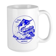 Marlin Fishing. Mug