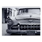 Cuba Nostalgia Wall Calendar