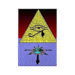 Illumiinati Magnet (100 pack)