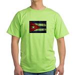Cuban Pop Art Flag T Shirt