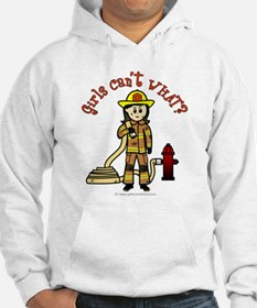 Personalized Firefighter Hoodie