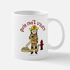 Personalized Firefighter Mug