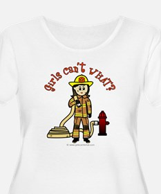 Personalized Firefighter T-Shirt