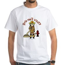 Personalized Firefighter Shirt
