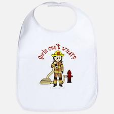 Personalized Firefighter Bib