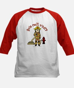 Personalized Firefighter Tee