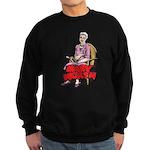 Mary Reading Sweatshirt (dark)