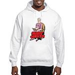 Mary Reading Hooded Sweatshirt