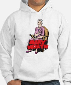 Mary Reading Hoodie