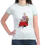 Mary Reading Jr. Ringer T-Shirt