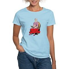 Mary Reading T-Shirt