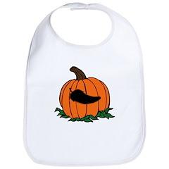 Jalapeno Carved Pumpkin Bib