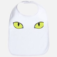 Halloween Cat's Eye Bib