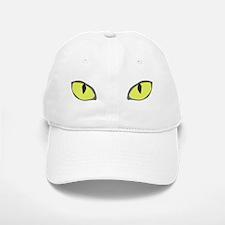 Halloween Cat's Eye Baseball Baseball Cap